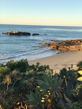 Image of Laguna Beach at Sunrise