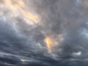 Image of Clouds in Anchorage