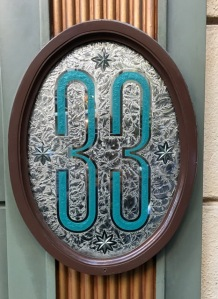 Image of 33 Sign
