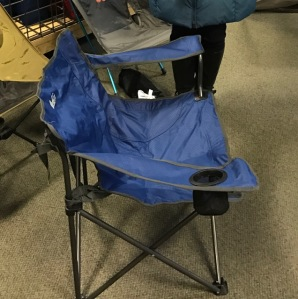 Image of camping chair