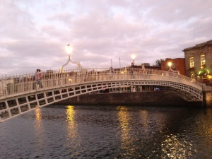 Image of Ha' penny Bridge