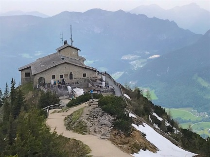 Image of Hitler's Eagle's Nest