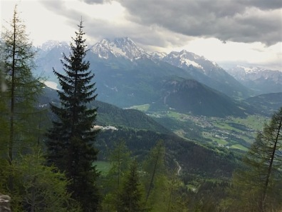 Image of the Obersalzberg area.