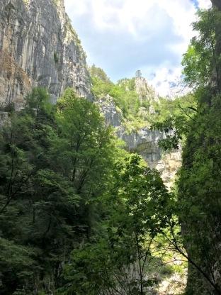Image of Exterior of Skocjan Caves
