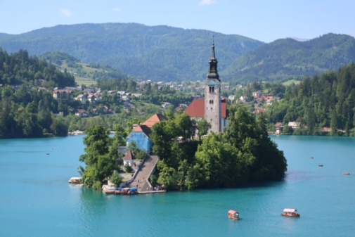 Image of Lake Bled