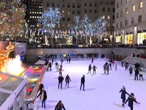 Image of Rockefeller Center Ice Skating Rink