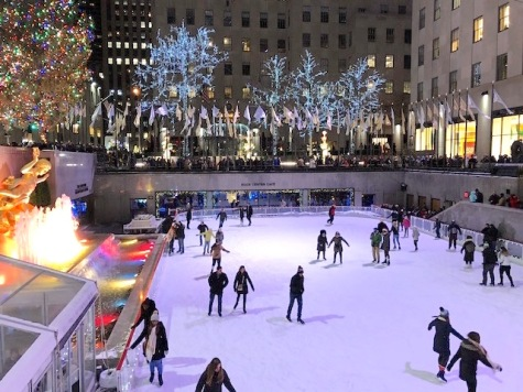 Image of Rockefeller Center Ice Skating Rink