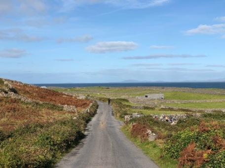 Image of an Inishmore Road