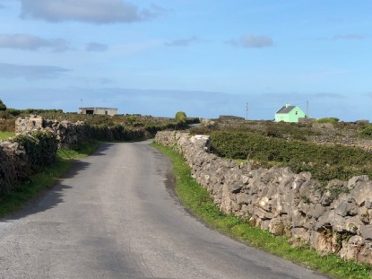 Image of a Road on Inishmore