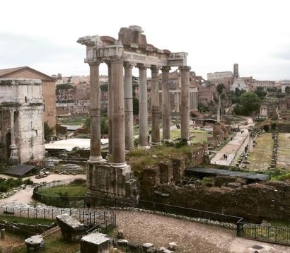 Image of the Roman Forum