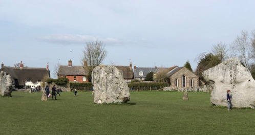 Image of Avebury Stone Circle