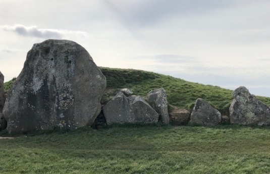 Image of West Kennet Long Barrow