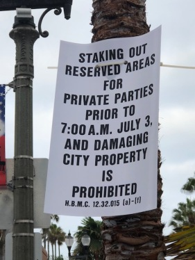 Image of Rules for Parade Staking