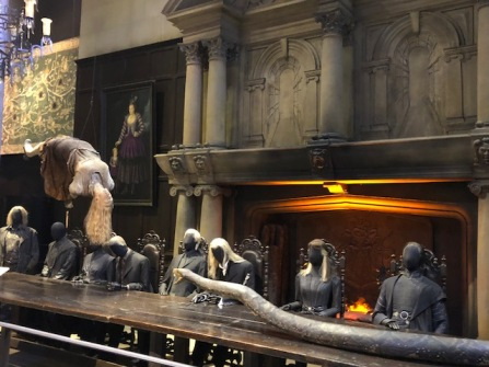Image from the Harry Potter Studio Tour