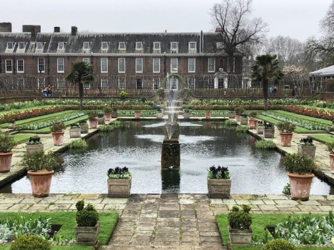 Image of Kensington Palace Garden