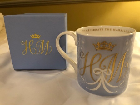 Image of the Royal Wedding Mug