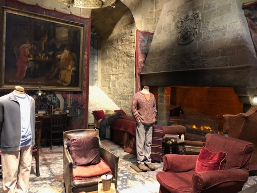 Image of Gryffindor Common Room