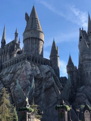 Image of Hogwarts Castle