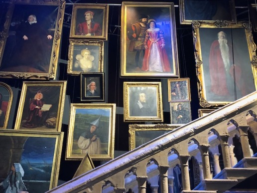 Image of Hogwarts Paintings