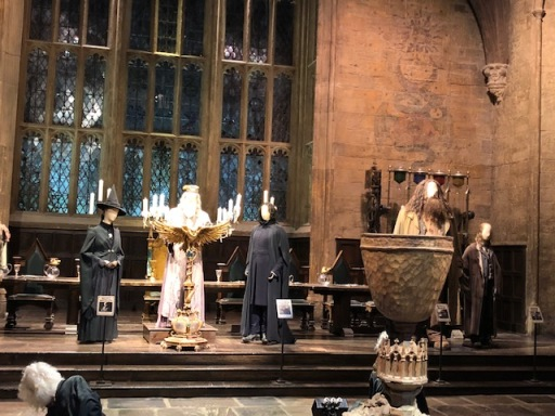 Image of Hogwarts Dining Hall