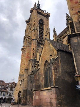 Image of a Church in France