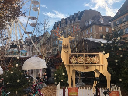 Image of Mulhouse Christmas Market.