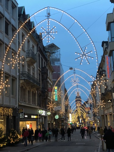 Image of Basel Christmas Lights