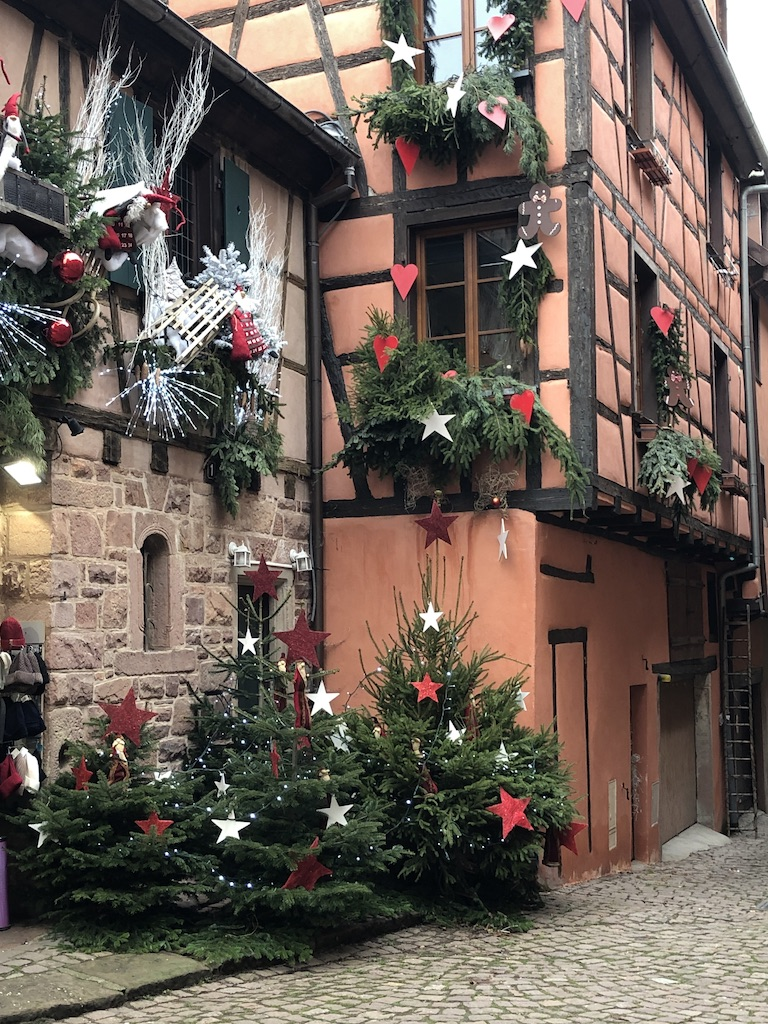 Image of Christmas in Riquewihr