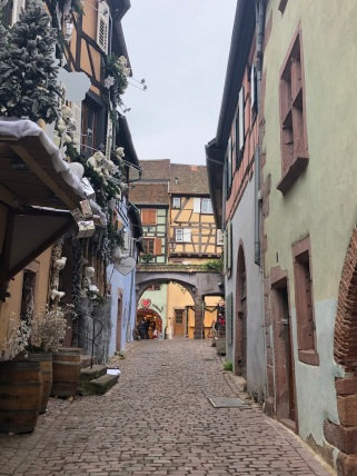 Image of Christmas Decor in Riquewihr