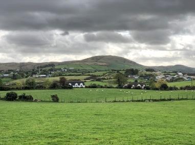 Image of farmland in Ireland.